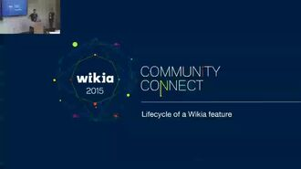 3 Presentation Life cycle of a feature at Wikia