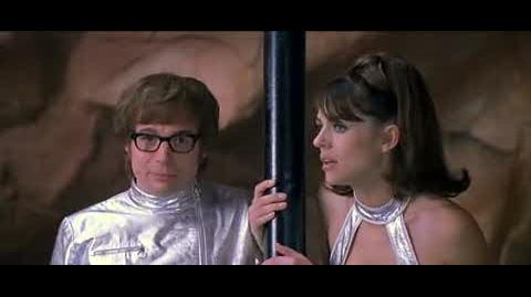 Austin Powers International Man of Mystery - Escaping the sea bass pool
