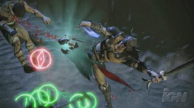 Conan PlayStation 3 Trailer - Combat Vignette