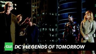 DC's Legends of Tomorrow First Look Trailer The CW