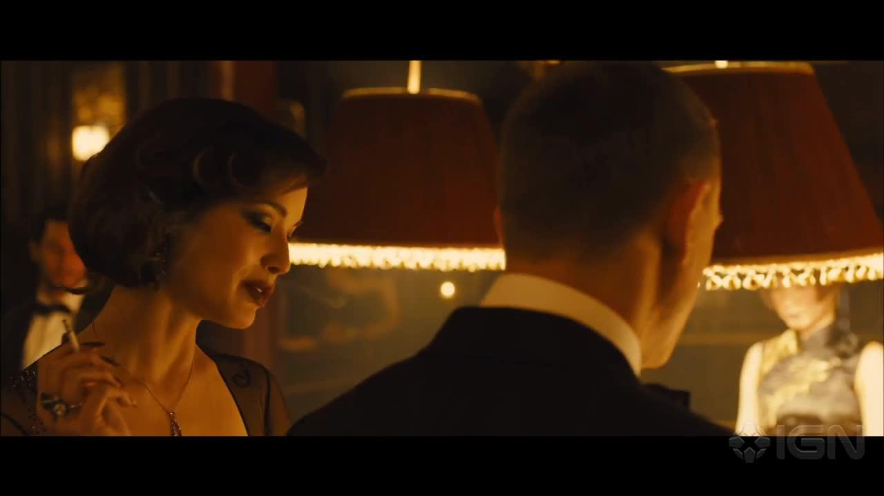 Skyfall - Bond, James Bond