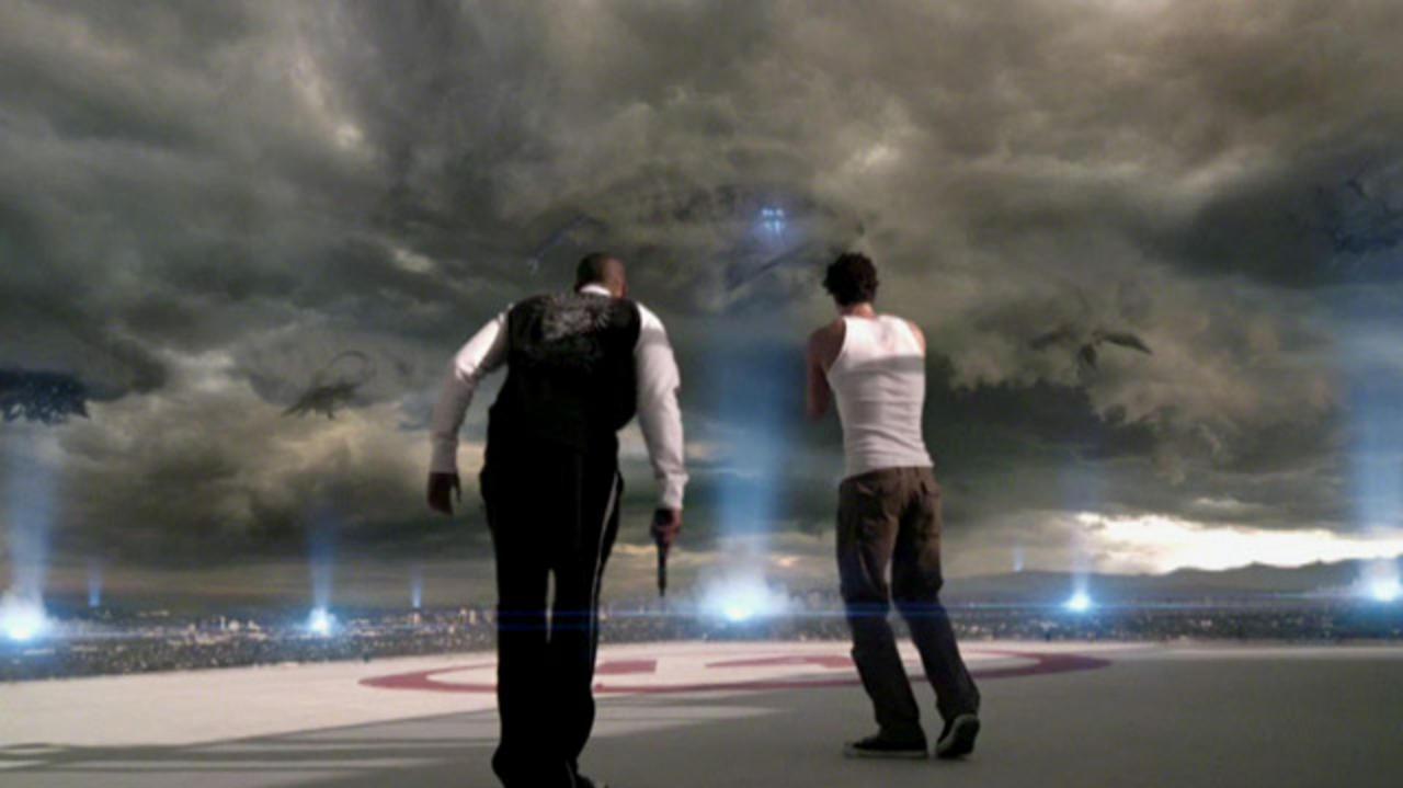 Skyline Movie Trailer