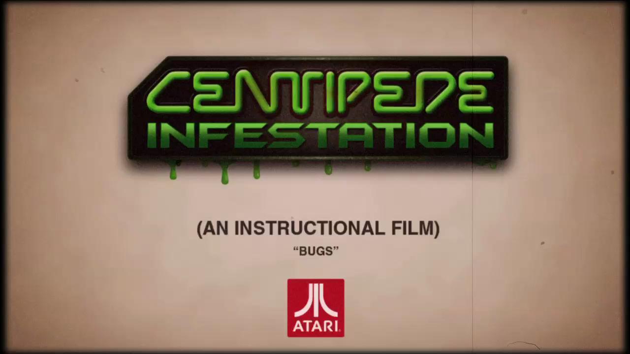 Centipede Infestation Bugs Trailer