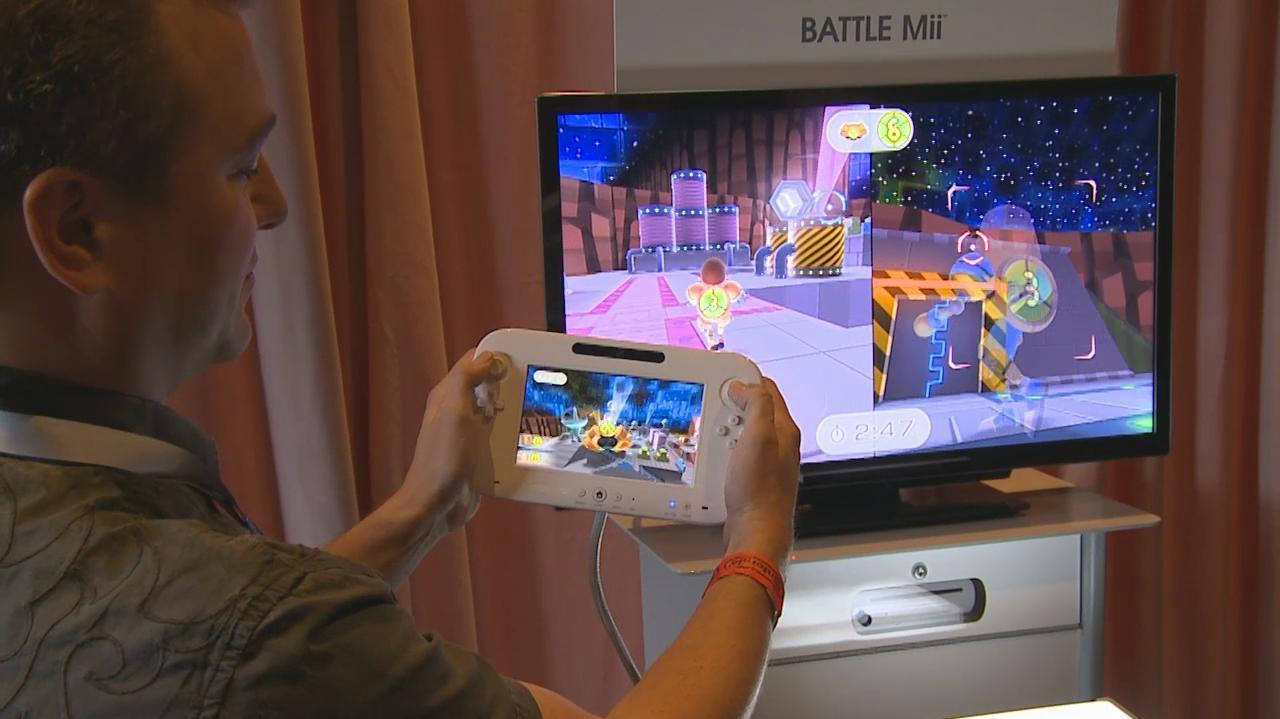 E3 2011 Battle Mii - Demo