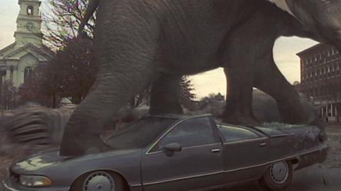 Jumanji (1995) - Home Video Trailer
