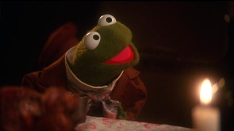 The Muppet Christmas Carol 20th Anniversary Edition (1992) - Clip The Cratchet's Feast