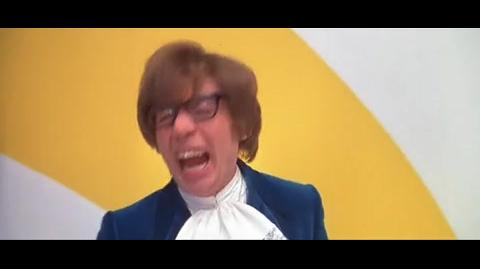 Austin Powers The Spy Who Shagged Me - Cryogenic chamber