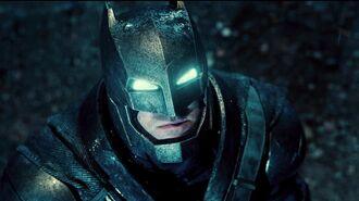 Batman v Superman Dawn of Justice - Trailer 1