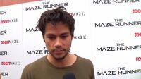 The Maze Runner - Dylan O'Brian Interview