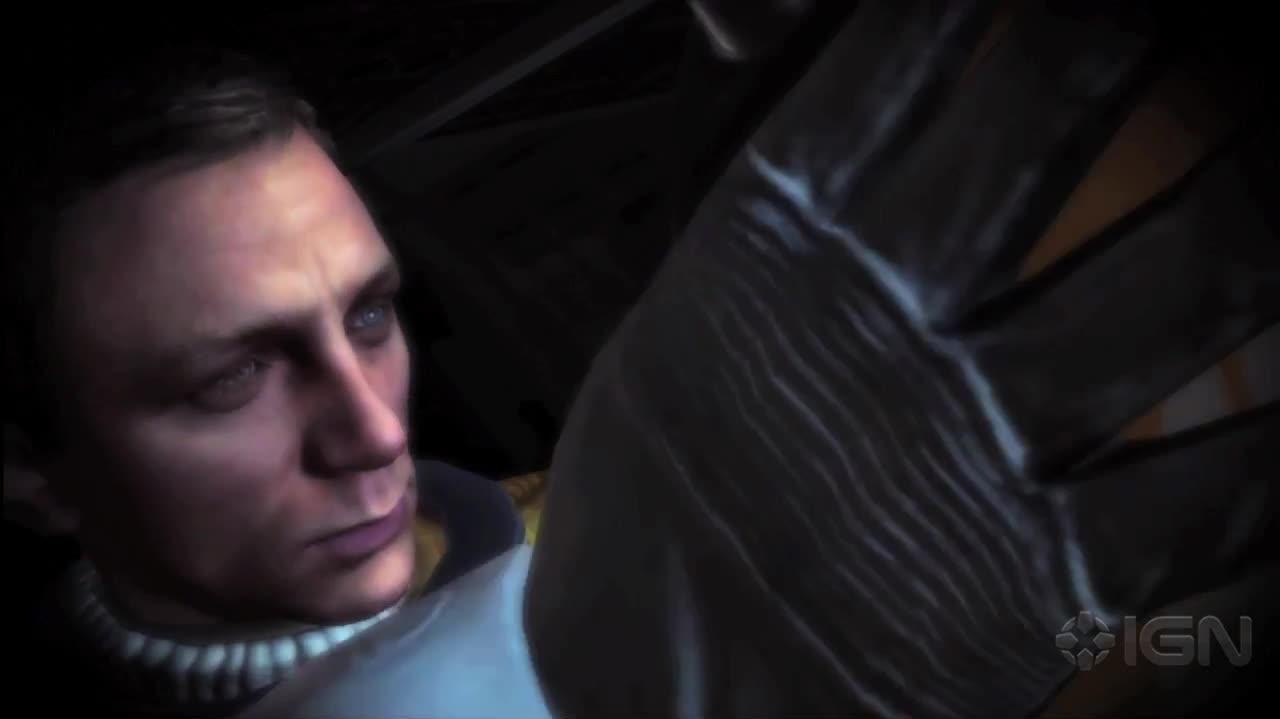 007 Legends Gamescom 2012 Trailer