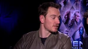 X-Men Days of Future Past - Fassbender and McAvoy Interview