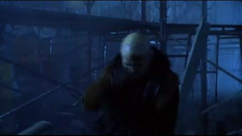 Blade II - Battle on a scaffolding continues
