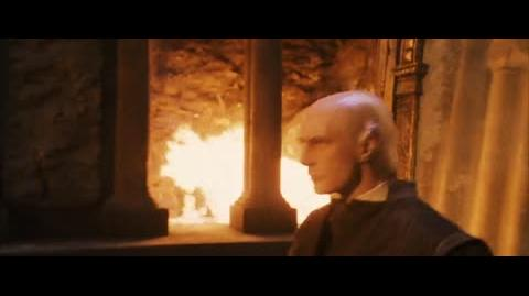 Harry Potter and the Sorcerer's Stone - Harry defeats Quirrell