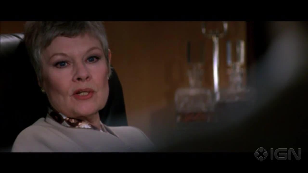 Bond 13 A Dressing Down (Goldeneye)