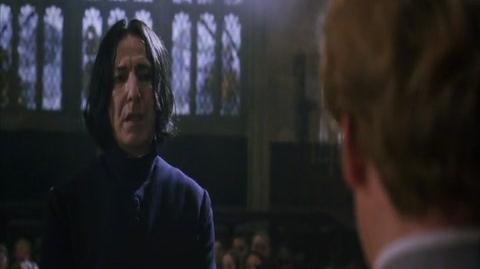 Harry Potter and the Chamber of Secrets - Harry and Malfoy Duel