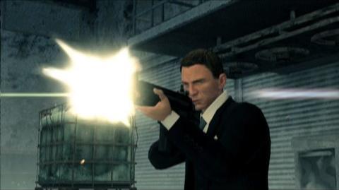 James Bond Blood Stone (VG) (2010) - Combat trailer