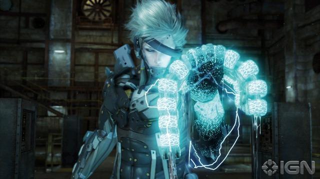 Metal Gear Rising Make it Right Arm