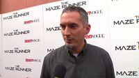 The Maze Runner - Author James Dashner Interview