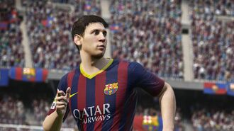 FIFA 15 Gameplay Trailer E3 2014