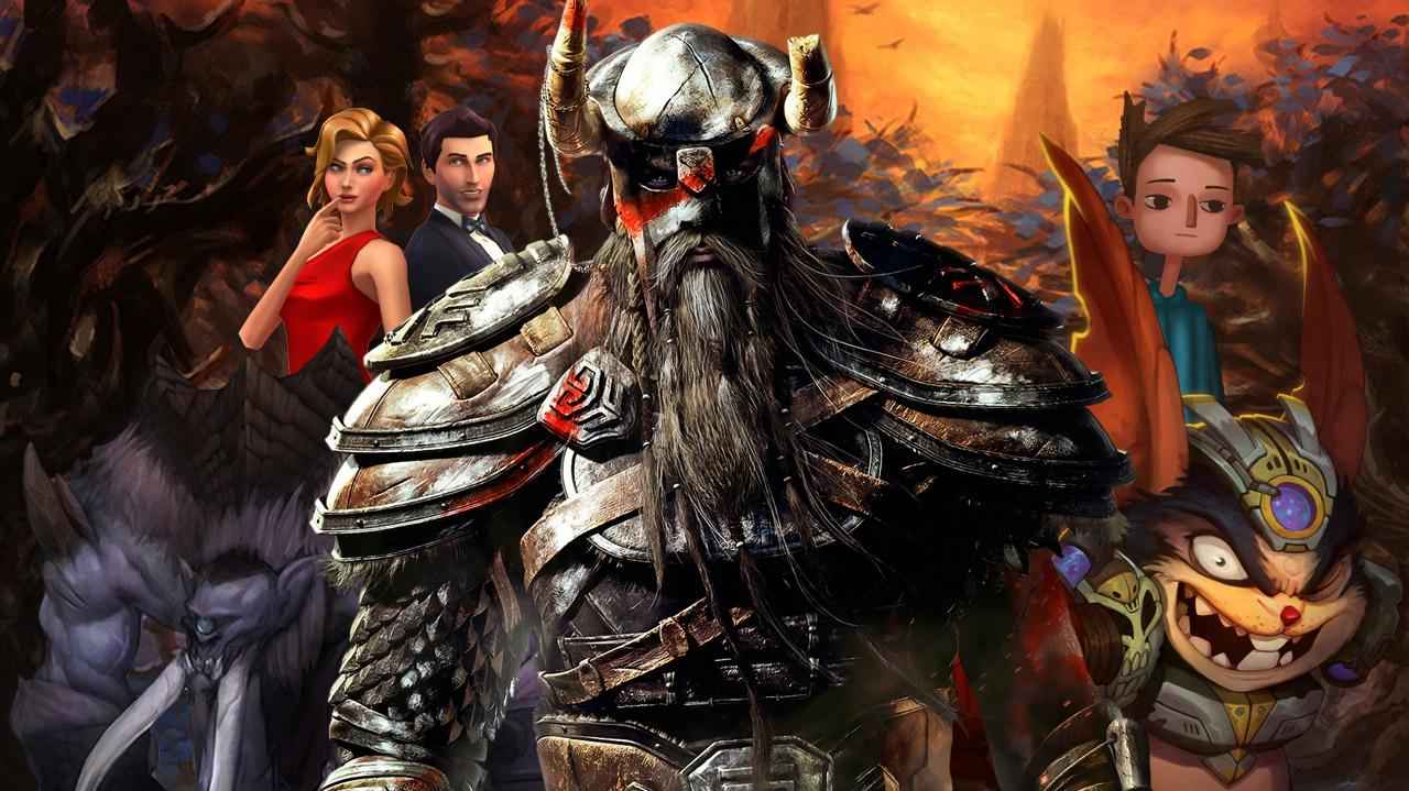 28 Big PC Games of 2014