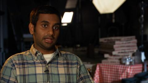 """30 Minutes or Less (2011) - Interview """"Aziz Ansari On What Drew Him To The Project"""""""