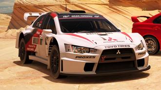 8 Minutes of Gran Turismo Gameplay In 4K