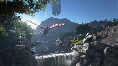 ARK Survival Evolved - Dragon Spotlight