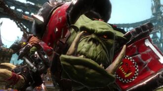 Blood Bowl 2 - First In-Game Footage