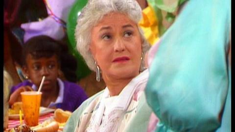 Golden Girls The Complete Collection (2010) - Clip Dorothy and Mr. Ha Ha 2