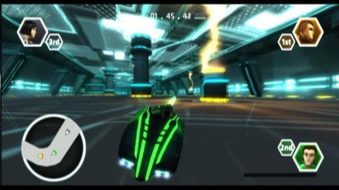 Tron Evolution Battle Grids The Video Game (VG) (2010) - Online trailer