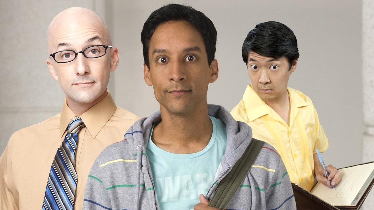Community - Danny Pudi, Jim Rash and Ken Jeong Season 5 Interview - Comic-Con 2013