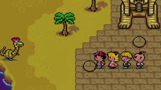 EarthBound Virtual Console Launch Trailer