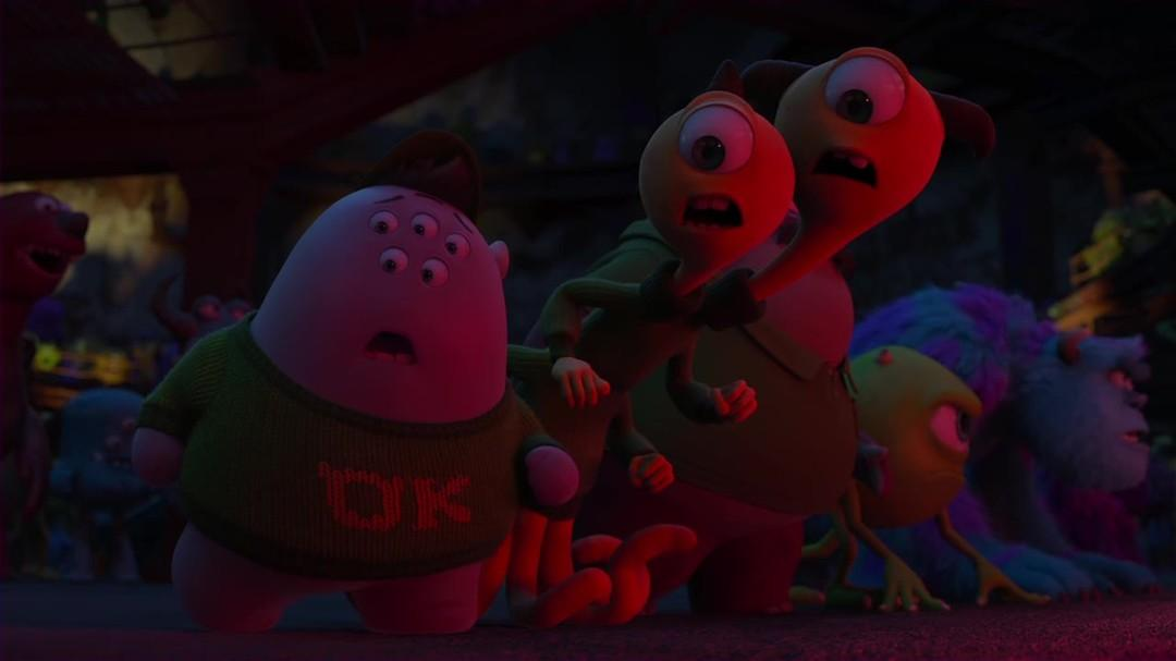 """Monsters University - Clip - """"Toxicity Challenge"""""""