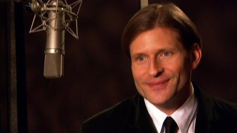"""9 (2009) - Interview Crispin Glover """"On the physicality of voice acting"""""""