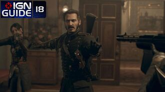 The Order 1886 Walkthrough - Chapter 11 Brothers in Arms, pt 2
