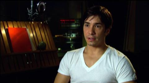 "Alvin And The Chipmunks The Squeakquel (2009) - Interview Justin Long ""On Alvin"""