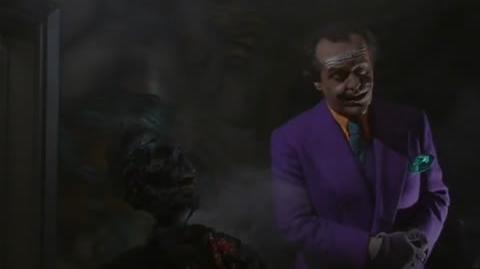 Batman - Talk to the dead
