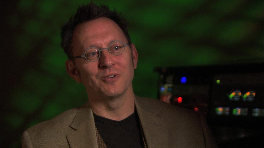 Batman the Dark Knight Returns Part 2 Michael Emerson Interview