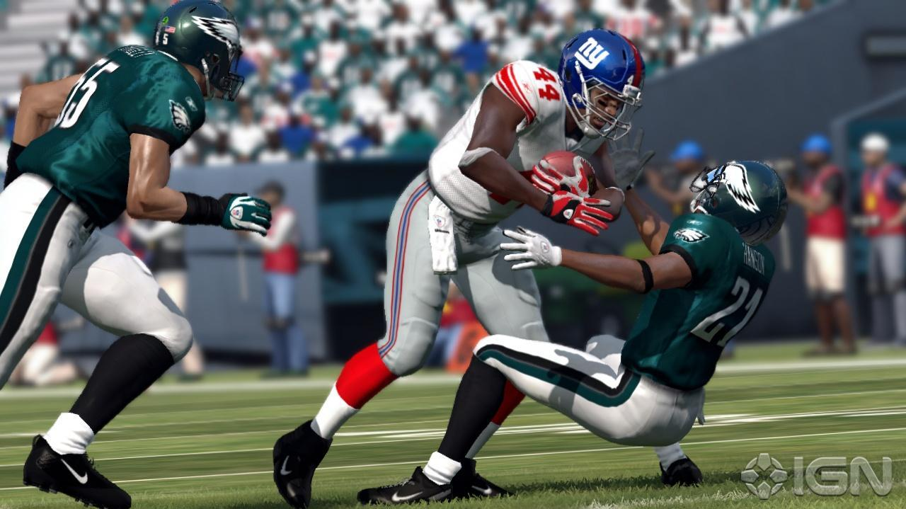 Madden NFL 12 Video Review