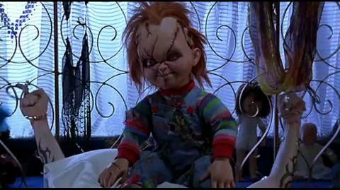 Bride of Chucky - chucky lives Part 3