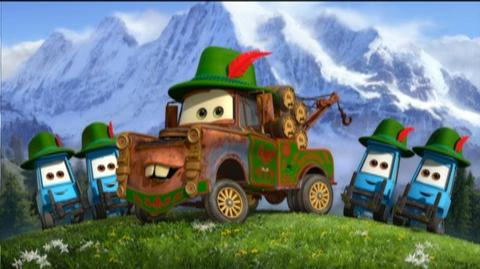 Cars 2 The Video Game (VG) (2011) - Materhosen trailer