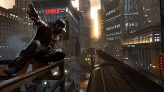 Gamescom Watch Dogs Trailer