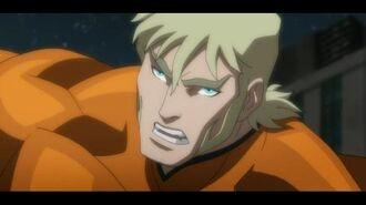 Justice League Throne of Atlantis Panel - NYCC 2014 Fan Reaction