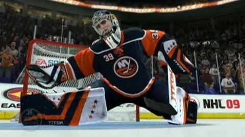 NHL 09 (VG) (2008) - PS3