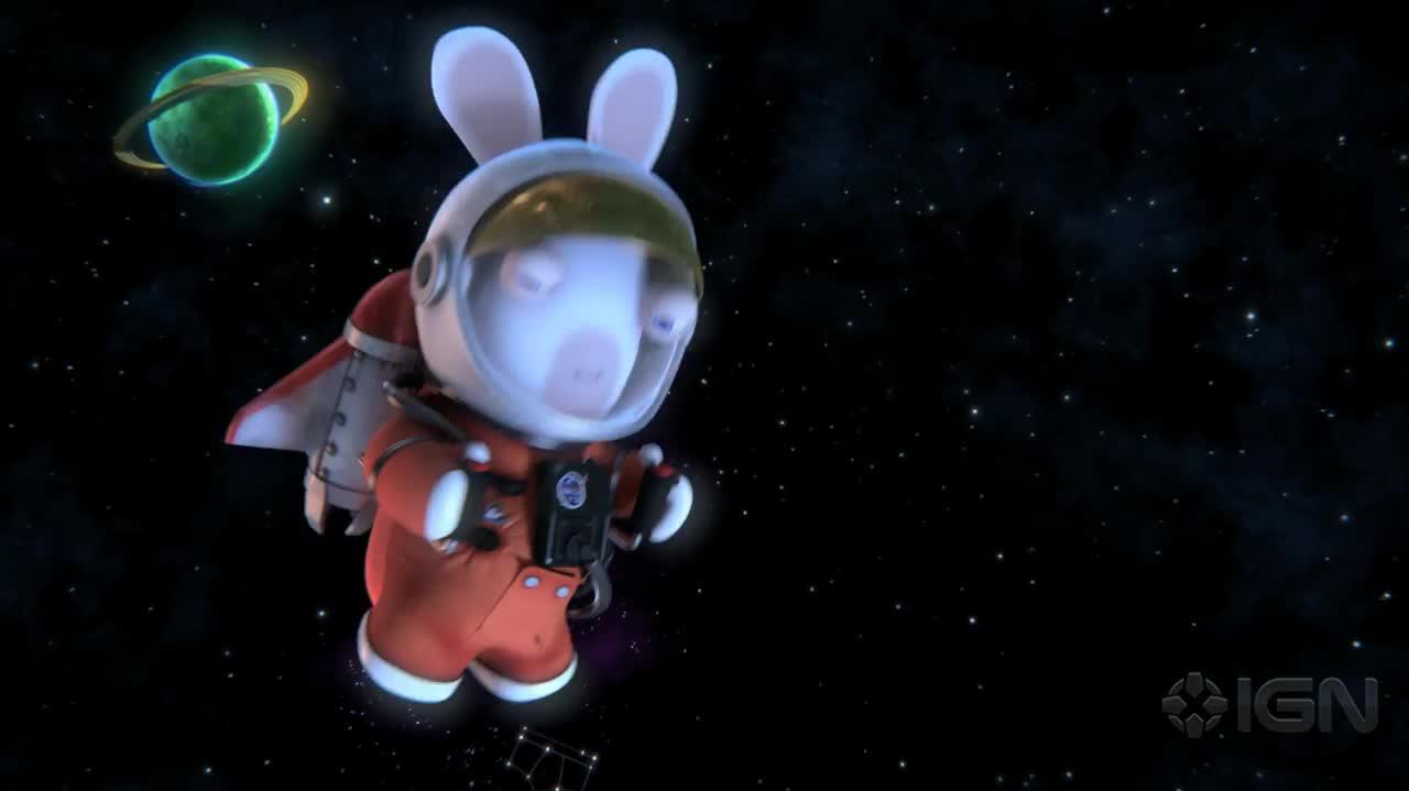 Rabbids Big Bang Launch Trailer
