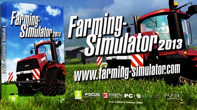 Farming Simulator 2013 Gamescom Trailer
