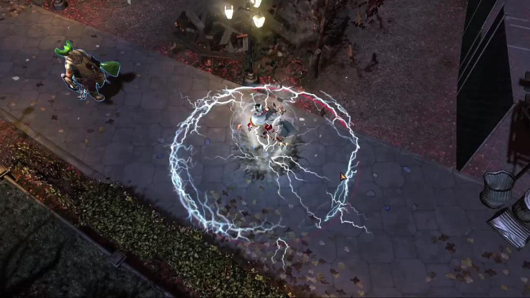 Infinite Crisis - Shazam Profile