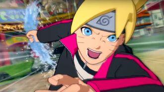 Naruto Shippuden Ultimate Ninja Storm 4 Official Road to Boruto A New Era Trailer