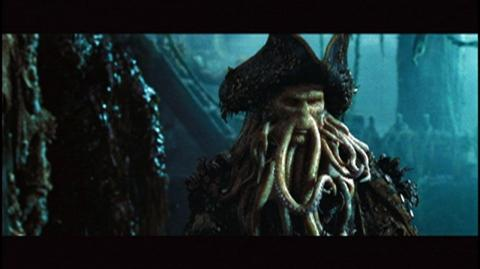 """Pirates of the Caribbean Dead Man's Chest (2006) - Clip Tentacles - 28 """"PR EXCLUSIVE, DONT USE"""""""
