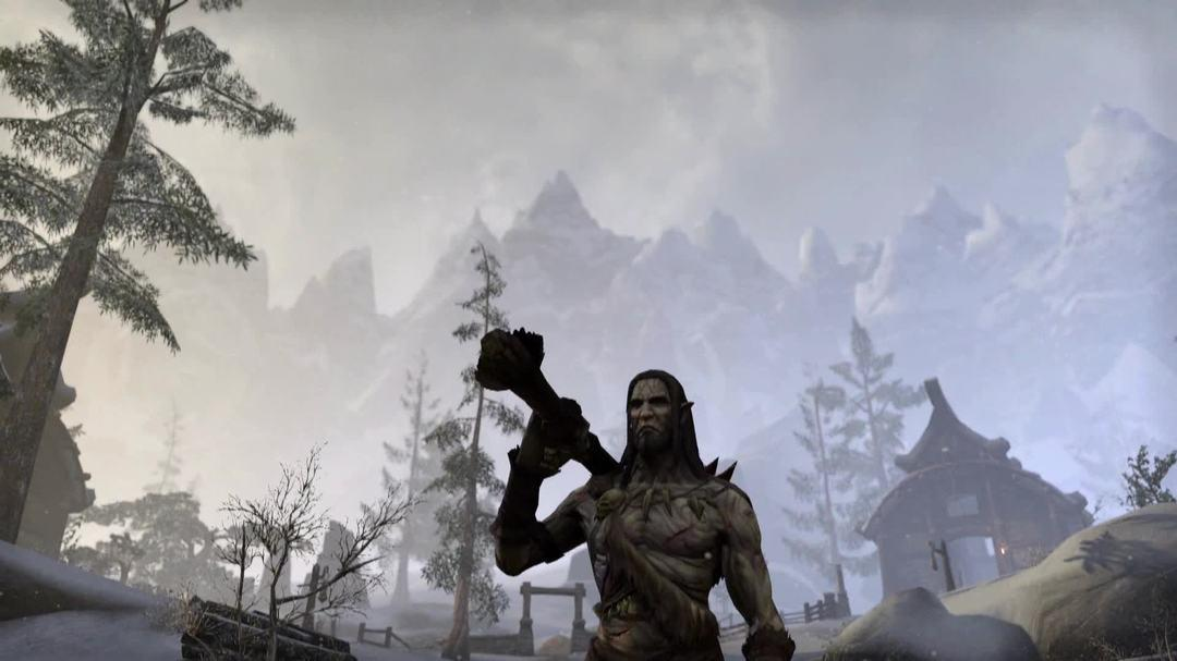 The Elder Scrolls Online - E3 2013 Trailer